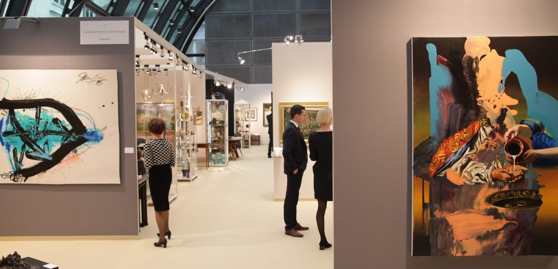 Art & Antique Kunst Event Messe Wien Sans Souci Wien