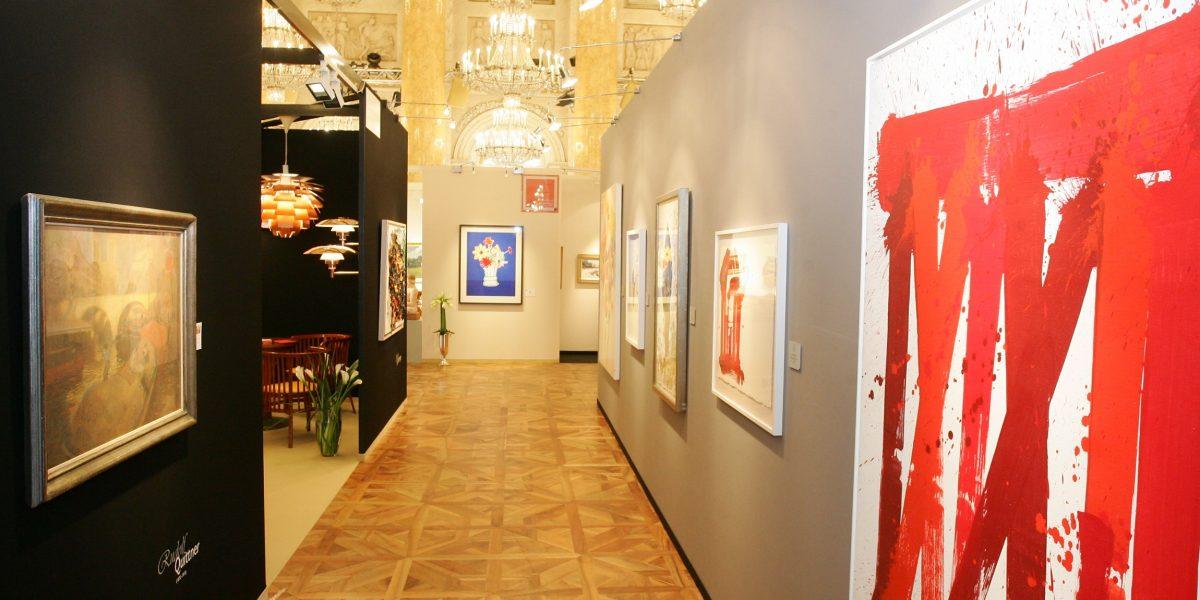 Art & Antique Kunst Event Messe Wien Sans Souci Wien Wien