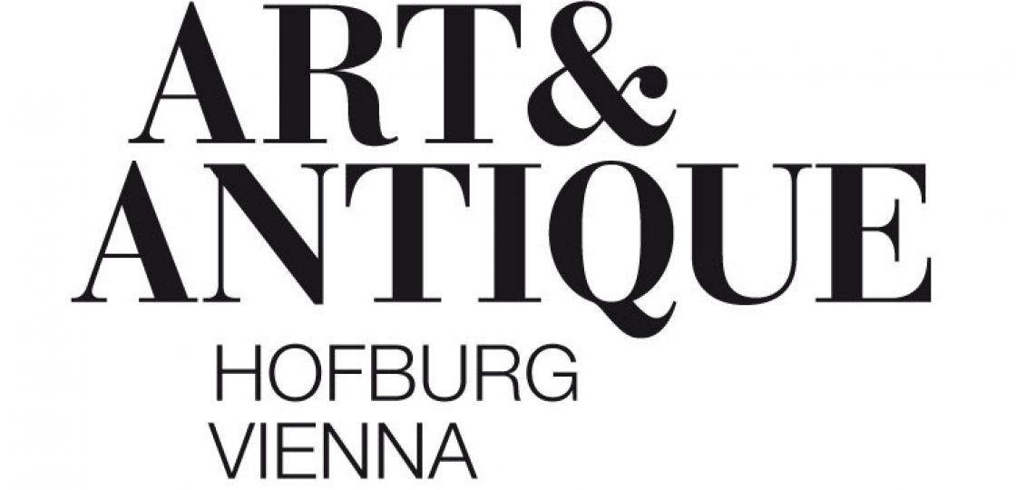 Art & Antique Logo Kunst Event Messe Wien Sans Souci Wien