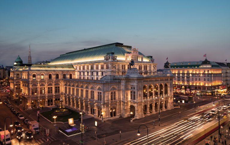 Silvesterdinner in Wien_Wiener Staatsoper