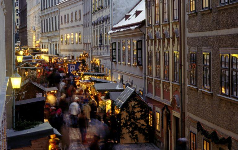 Wien im Winter_Sans Souci Wien Christkindmarkt