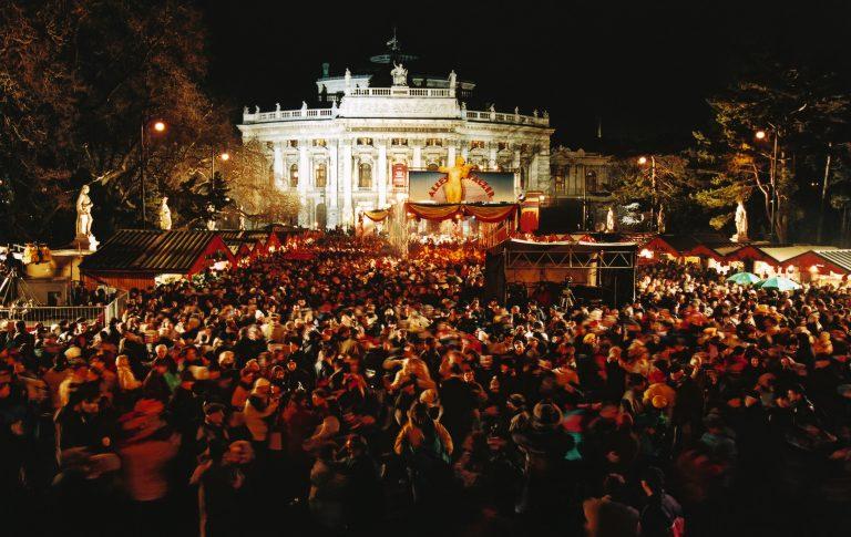 Silvester 2017 2018 feiern in Wien Sans Souci Wien