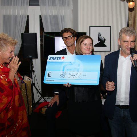 Charity Afrika Sans Souci Wien