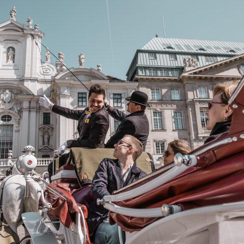 Sans Souci Wien Riding Dinner-c-Raphael Berthold 4
