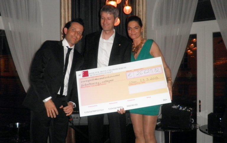 Sans Souci Charity Sterntalerhof 2013