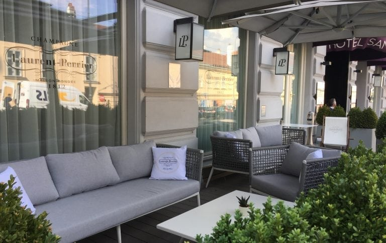 Laurent Perrier Sommer Lounge - LE BAR im Sans Souci Wien -c-Kessler (2)