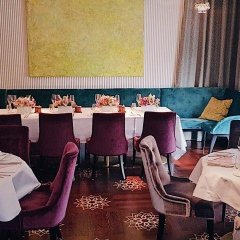 Sans Souci Wien Restaurant Veranda Joos