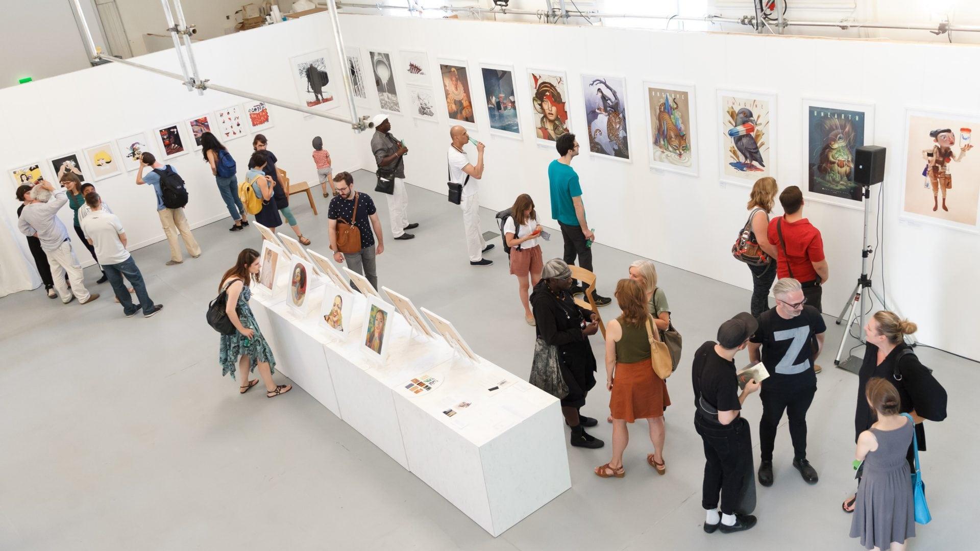 Programmpartner - designaustria - Ausstellungsansicht GOWEST c Jana Madzigon