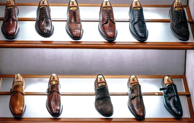 Shoe shine service Sans Souci Wien