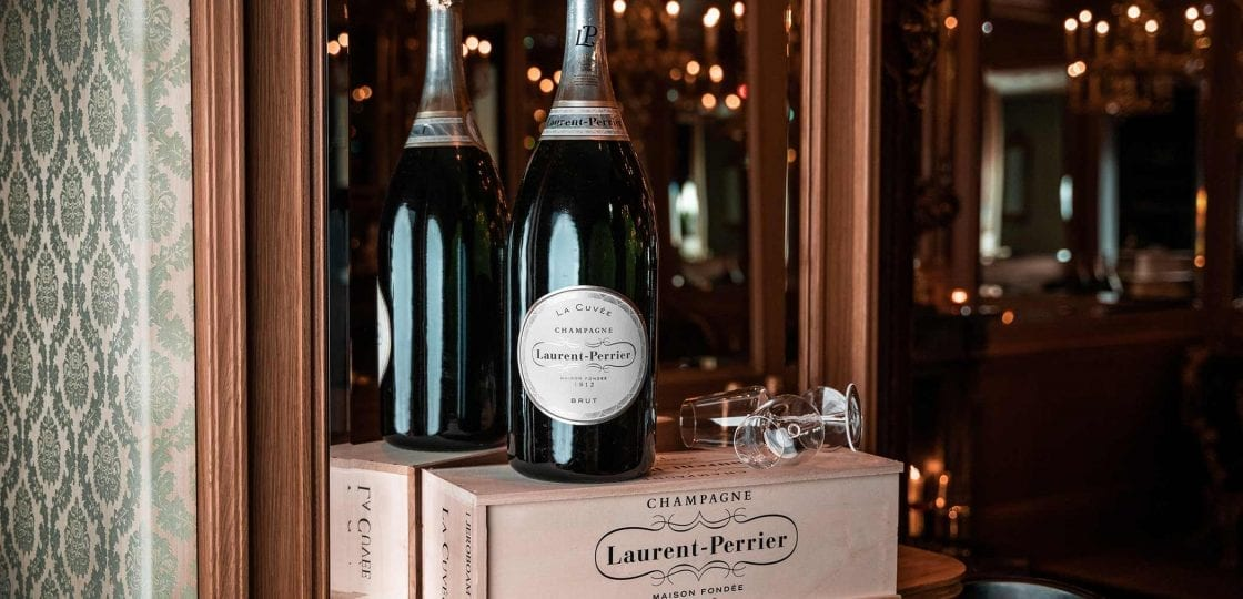 Laurent Perrier Doppelmagnumg