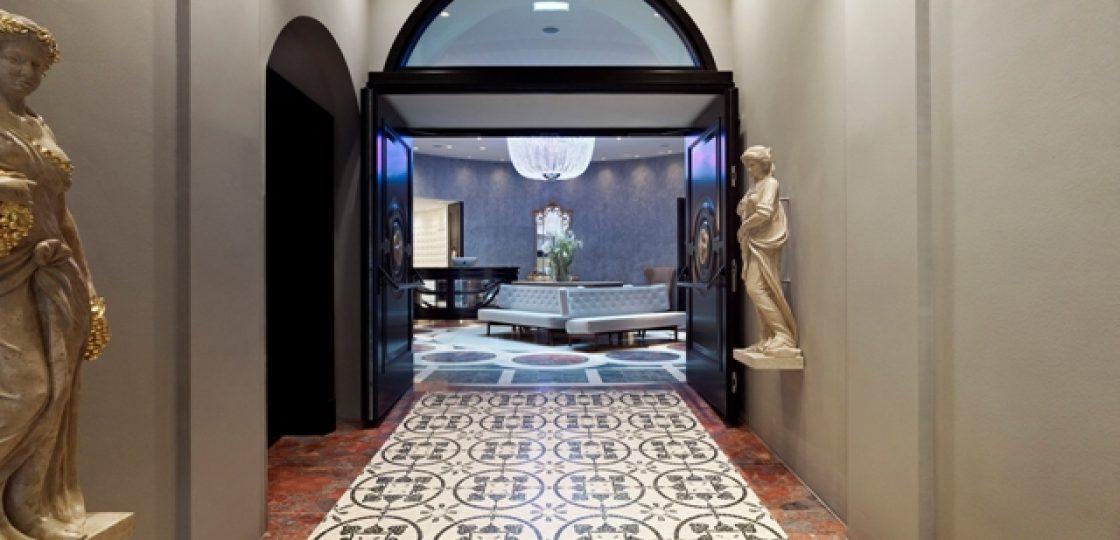 Lobby_C_Gregor Titze_Luxus Hotel 5 Sterne Wien