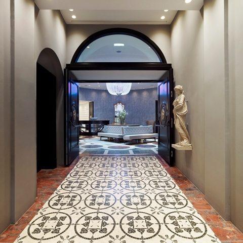 Lobby_3_LOW_C_Gregor Titze_Luxus Hotel 5 Sterne Wien Sommer in Wien