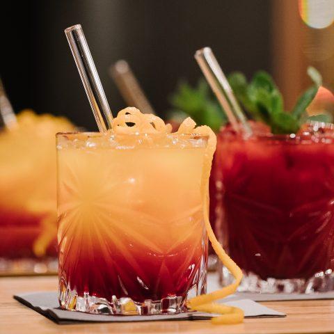Hotel Sans Souci Wien Le Bar Cocktail elegant