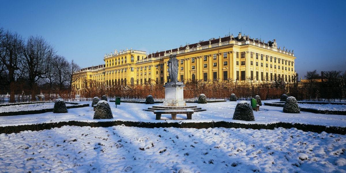 Winter in Wien_Schönbrunn_Hotel Wien