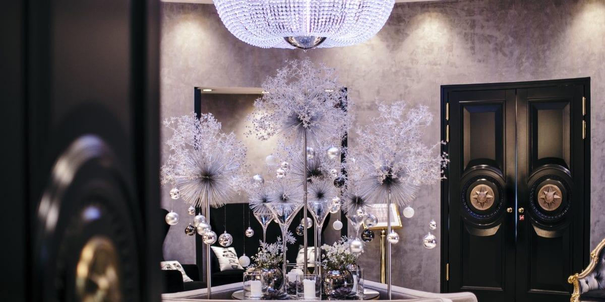 Dekoration Zweigstelle_HIGH_C_Lukas Lorenz_Winter in Wien_Hotel Wien