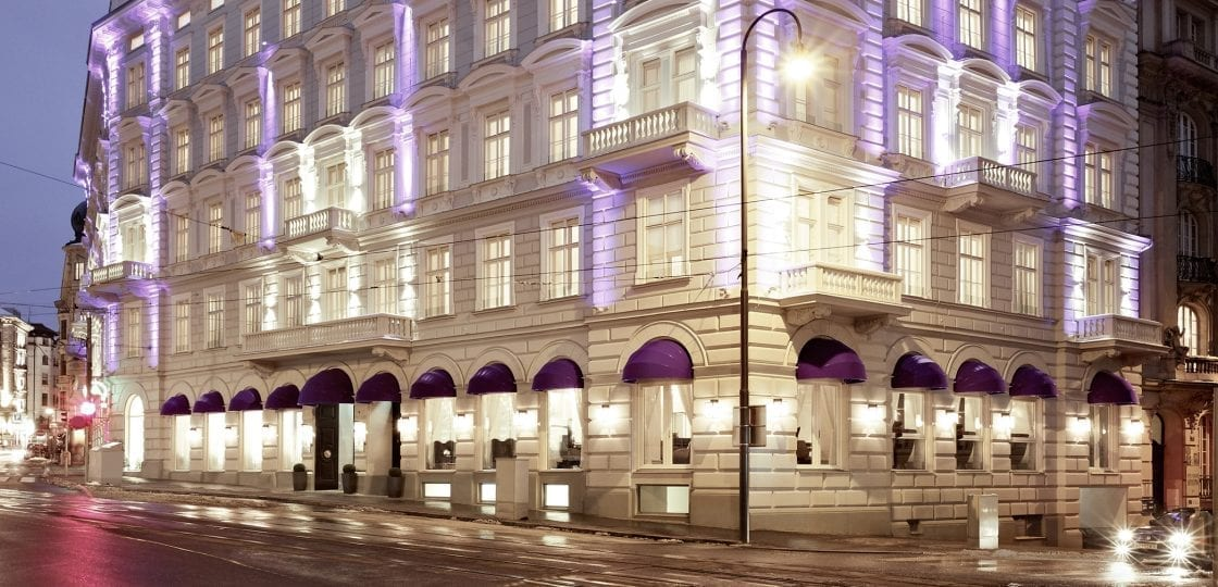 Wien im Winter__Hotel Wien