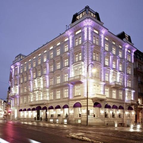 Sans Souci_C_Gregor Titze_Winter in Wien_Hotel Wien