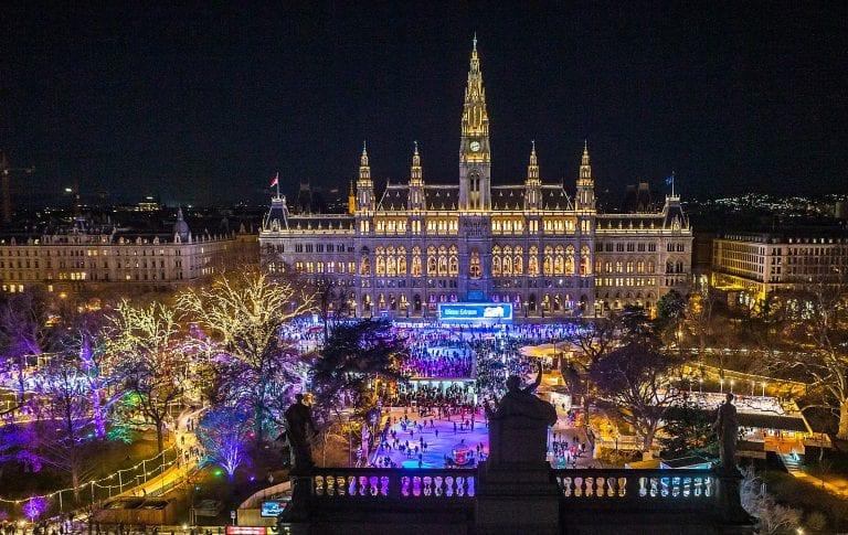 Wien im Winter_Hotel Wien