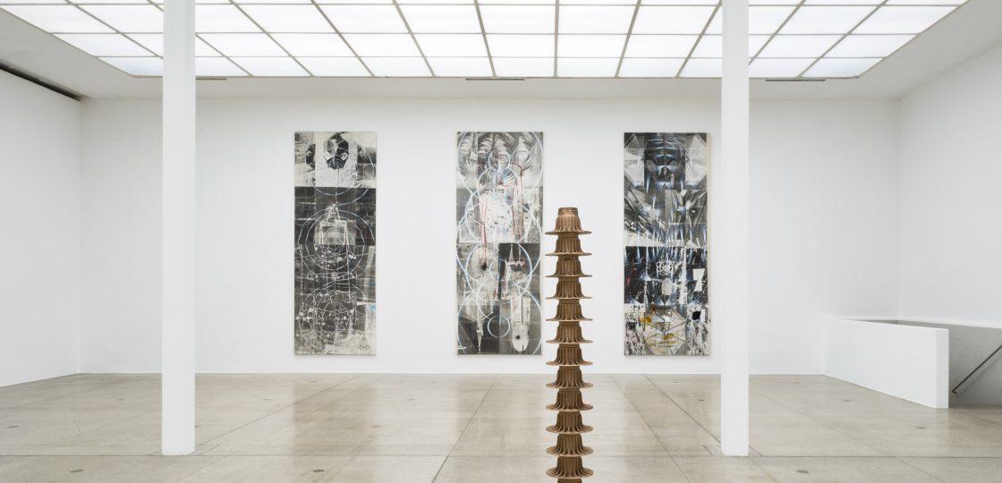 Kunst Wien_Tillman Kaiser, Im Dom, Ausstellungsansicht Secession 2019, Courtesy of the artist und Galerie Emanuel Layr WienRom, Foto Iris Ranzinger