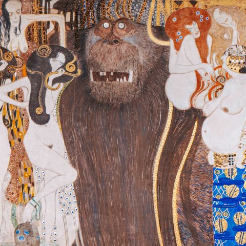 culture trip vienna Gustav Klimt Beethovenfries, 1901_LOW_C_WienTourismusPaul Bauer
