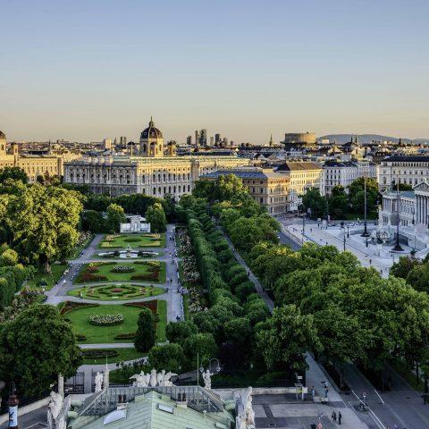 Sommer Angebot Hotel Wien © WienTourismusChristian Stemper