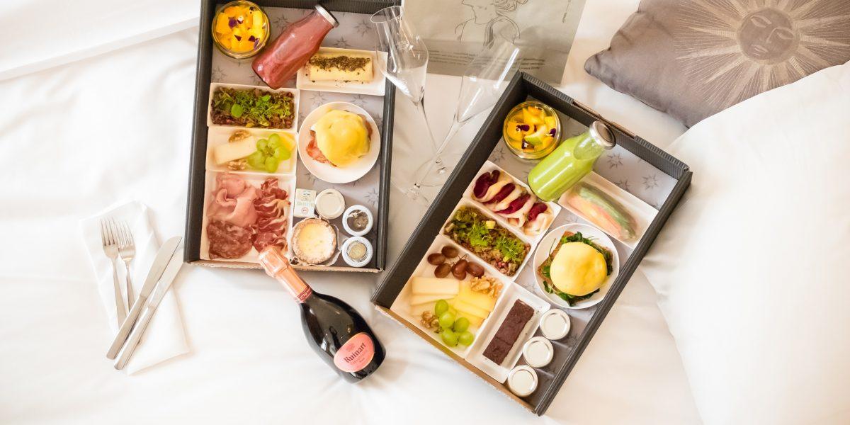 Frühstücksboxen Wien